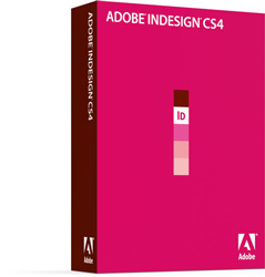 InDesign CS4, die Schachtel